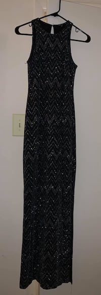 black and gray chevron print pants Frederick, 21702