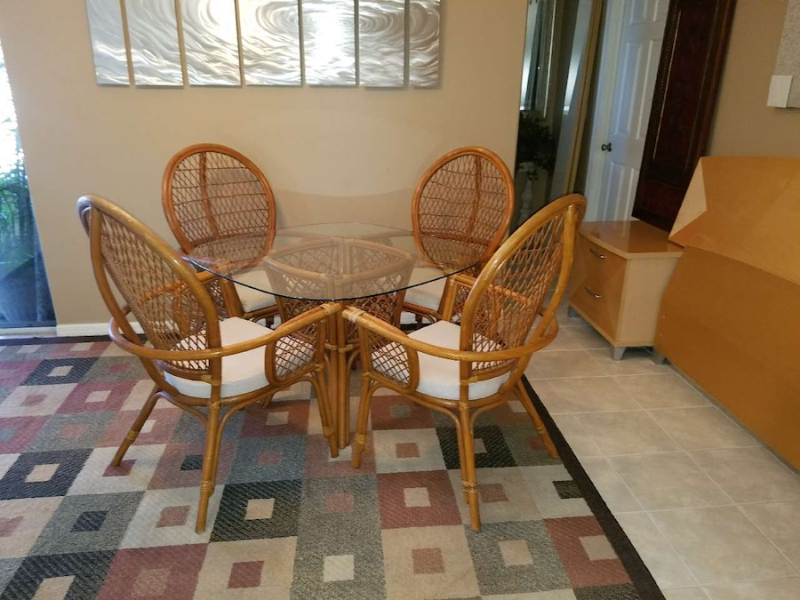 port saint lucie other tropical tommy bahama style dining room set