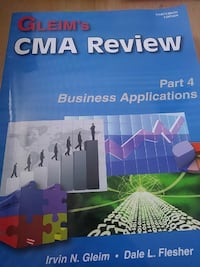 CMA Review textbook part 4