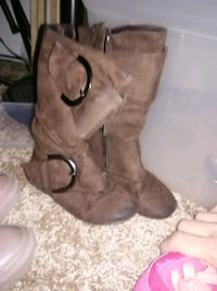 Girls boots  Chattanooga, 37421