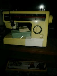 white and black Brother electric sewing machine Greenville, 29601
