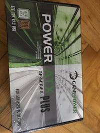 Gamepower GP-650 650W 80 Plus Power Supply Güç Kaynağı Cihangir Mahallesi