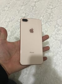iphone 8 plus 64 gb gold 7 ay garanti Gülağaç, 68940