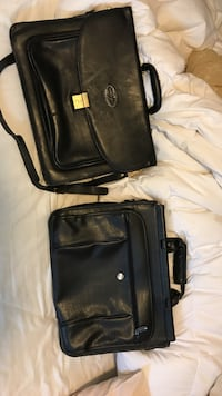 Genuine leather briefcase / laptop bags