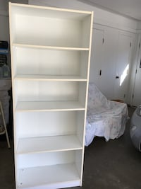 BOOKCASE, 5 SHELVES Modesto, 95355