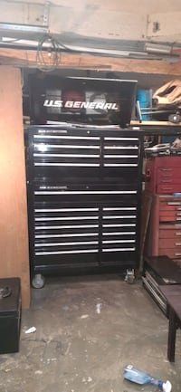 US general 8 drawer and the top compartment under the lid only Vancouver, 98663