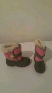 Bottes dhiver fille taille 6 797 km