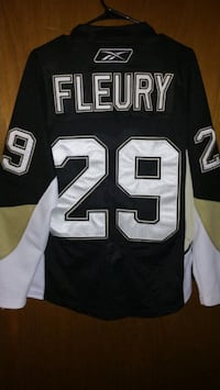 Pittsburgh Penguins Marc Andre Fleury jersey Pittsburgh, 15222