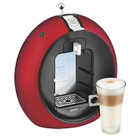 Dolce Gusto Kaffeemaschine in rot Leipzig, 04249