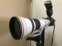Canon 800mm lens Arlington, 22209