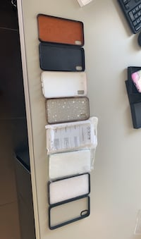iPhone XS Max phone cases - 8 Eastchester, 10709