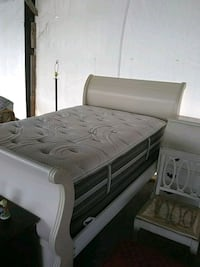 Full Size Sleigh Bed Frame Excellent Condition Ocala, 34480