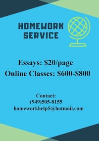Essay Writing and Online Class Help