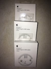 Apple iPhone USB to Lightning Cables Miami, 33168