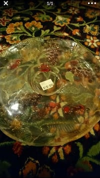 clear glass bowl with lid Falls Church, 22041