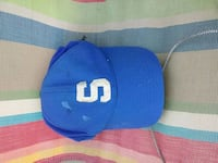 blue and white Nike fitted cap Chula Vista, 91911