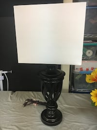 black and white table lamp Rockville, 20853