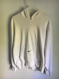 Nike White Hoodie S/M Maple Ridge, V2X 5J6