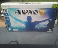 Guitar hero live for Xbox 360 has the game Ocean County, 08721