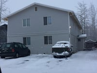 3BR 1BA apartment Fairbanks, 99701