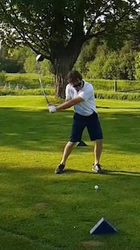 Golf lessons Markham