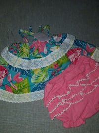 Tommy Bahama 3-6 months two piece set  Alexandria, 22306