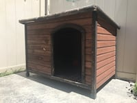 Large Wooden Doghouse!  - brown wood North Salt Lake, 84054
