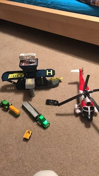 black and yellow quadcopter drone Alexandria, 22315