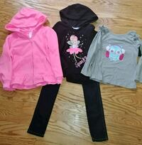 4 pieces - Girl Clothes 5T Germantown, 20876