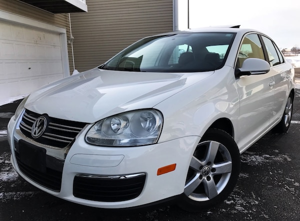 2008 VW JETTA 2.5L SE AUTO LOW MILES CLEAN