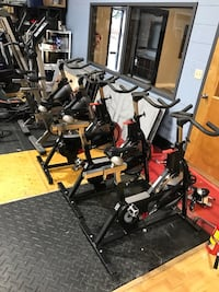 $1400 spin bikes for $499 (used)