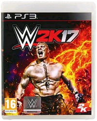 PS3 WWE 2K17  Yahyakaptan Mahallesi, 41050