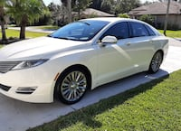 2015 Lincoln MKZ 2.0 AWD 4 cylinder 60000km Mississauga