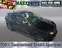 Jeep Grand Cherokee 2017 Glen Burnie