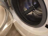 White front-load clothes washer Must go TODAY Morrisville, 27560