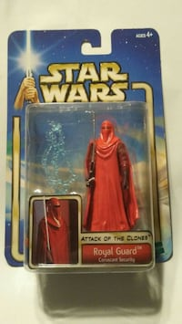 Star Wars Attack of the Clones royal guard Security Oklahoma City, 73150