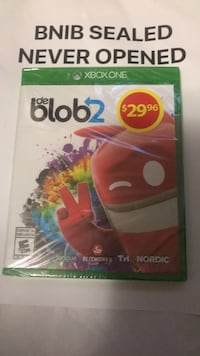 Xbox one the blob 2 Brampton, L7A 2Z3