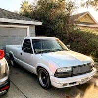 1999 Chevrolet S-10 LWB Citrus Heights