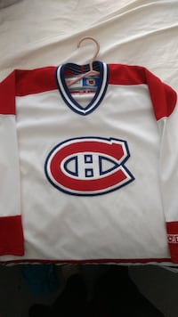 Montreal Canadiens Youth L/XL jersey Ottawa