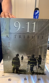 Tribute book