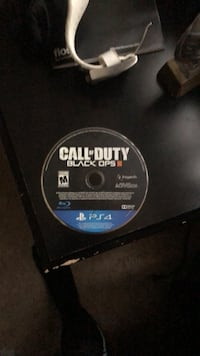 Call of Duty Black Ops PS4 game disc Annandale, 22003