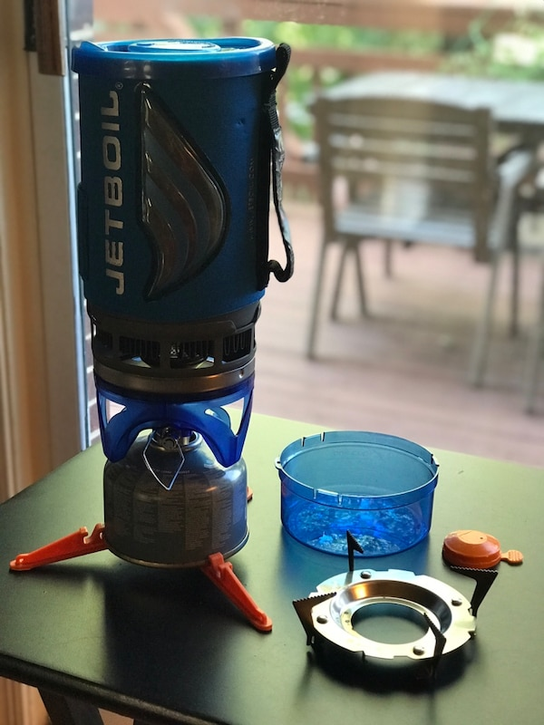 Jetboil Flash 1.0L Personal Stove (Hiking, Backpacking, Camping) - USED