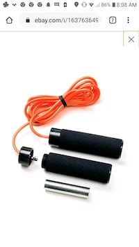 weighted jump rope Council Bluffs, 51501