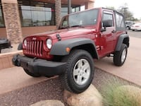 2011 Jeep WRANGLER Red Surprise, 85374