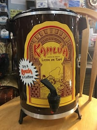 Commercial Kahlua 45 Cup Coffee Percolater
