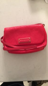 Marc Jacobs red purse  Montreal