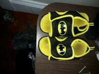Size 1 batman sandle shoes kids Roanoke