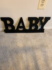 black and white wooden wall decor Baltimore, 21211