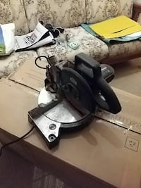 Job mate compound mitre saw