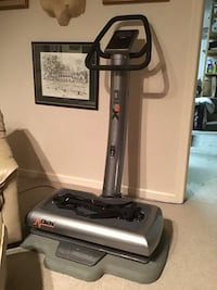 DKN XG10 TOTAL BODY VIBRATION MACHINE 33 km
